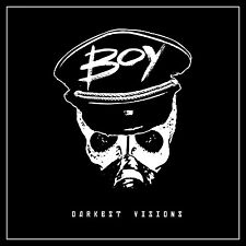 BOY - Darkest Visions CD (Deathpunk Punk Rock ) Turbonegro