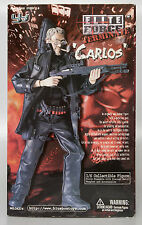 Elite Force TERMINATE CARLOS Action Figure BBI 1:6 scale