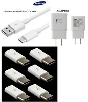 Original Samsung Fast Home Charger+ Type C Usb For Samsung Galaxy S6, S7,s8
