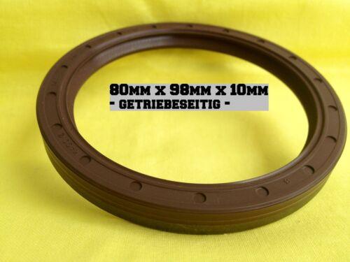 CC Simmerring vagues Joint d/'étanchéité vilebrequin Engrenages mutuellement Opel Manta B 1,3 S 13 S