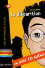 La Disparition - Livre & CD Audio by Muriel Gutleben (Mixed media product, 2006)