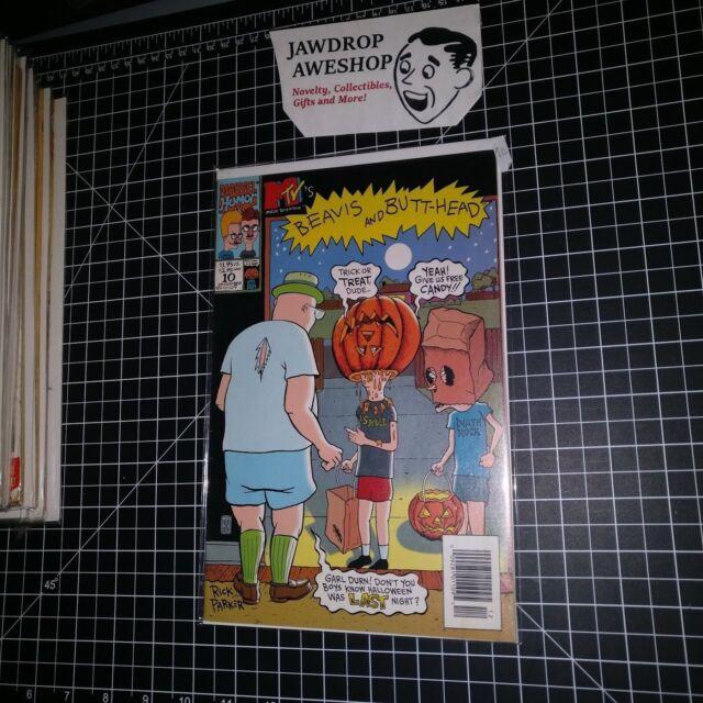COMIC Beavis and Butthead #10 Marvel Comics December 1994 Very Good Condition!