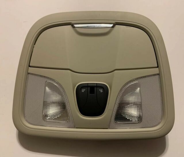 15-17 Chrysler 200 Overhead Roof Dome Light Sunroof Sun