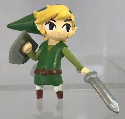 Legend of Zelda Phantom Hourglass Gacha Buildable Biggoron w// Gongoron TOMY