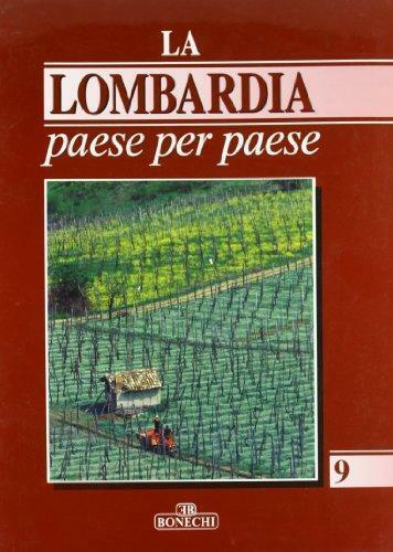 La Lombardia paese per paese Vol.9- Olmeneta/Rancio Valcuvia -Rileg. Ed. Bonechi