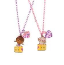 Disney Doc McStuffins Best Friends Lambie Besties Necklace Fashion Jewelry NWT