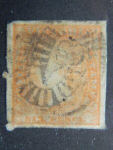 1838 Victoria Sc 17 (sg 32 A) Utilisé Cat 32.50 $-afficher Le Titre D'origine
