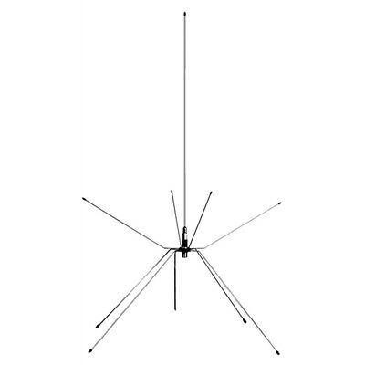 PROCOMM SPIDER 30-1200 MHZ BASE STATION SCANNER ANTENNA WITH 50/' OF COAX CABLE