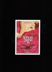 Filmkarte-Zeitschrift-Cinema-Schossgebete
