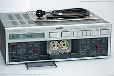 ReVoX/STUDER B215 High-End Cassette Deck 1A-Zustand+BDA! Revidiert +1J.Garantie!