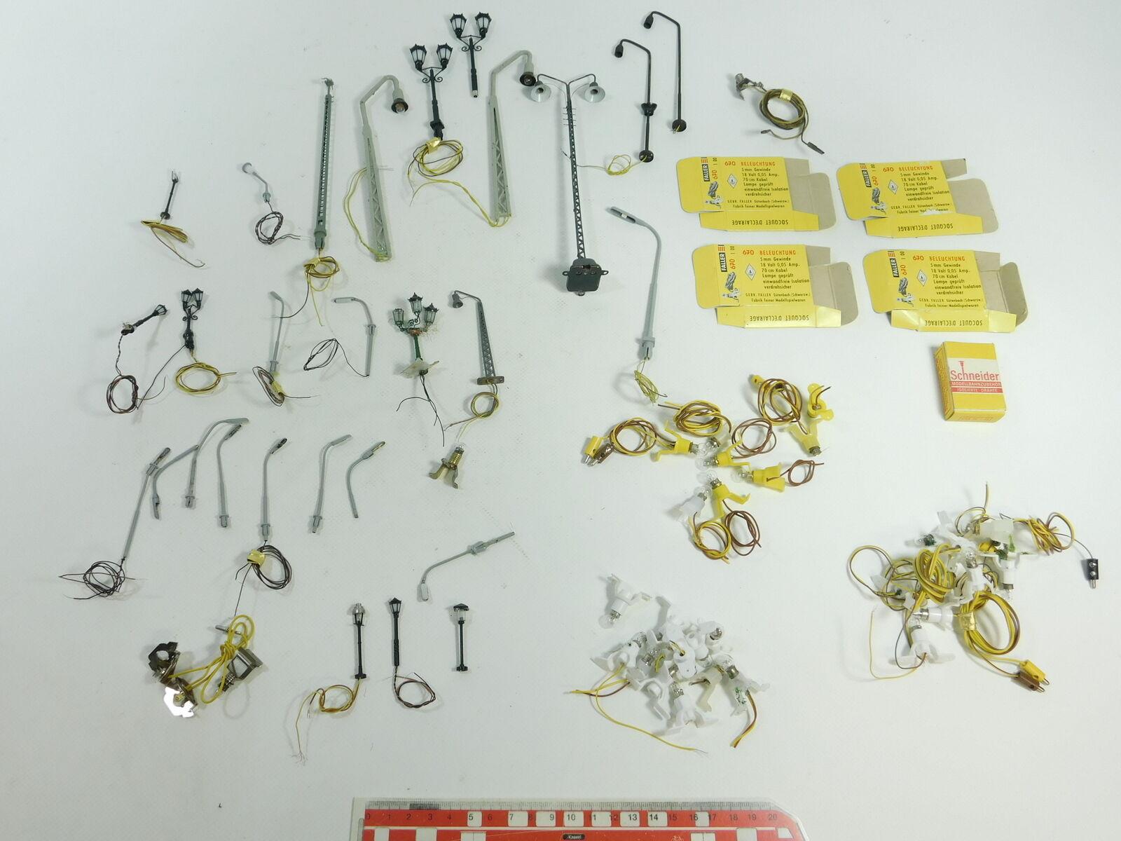 Ar62-1 X Faller   Brawa   Viessmann etc Hobbyist Lighting Fixture