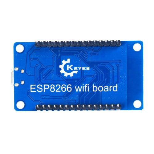 1PCS Lua Nodemcu ESP-12F WIFI Network Development Board Module Based ESP8266  CA