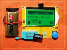 Mega328ESR Meter LCR led Transistor Tester Diode Triode Capacitance MOS PNP/NPN