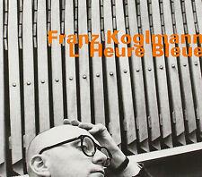 Franz Koglmann L'Heure Bleue (CD, Mar-2003, Hatology) Misha Mengelberg Tony Coe