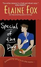 Avon Romance: Special of the Day by Elaine Fox (2005, Paperback)