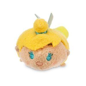 Disney Tsum Tsum Mini Plush 3.5 Inch~ Set  Peter Pan Tinker Bell Hook Tick Tock