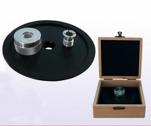 NEW LP Disc Stabilizer Record Weight Turntable Vinyl Clamp Vibration Damper