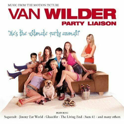 Van Wilder-Party Liaison (2002) Living End, Jimmy Eat World, Sum 41..  [CD]