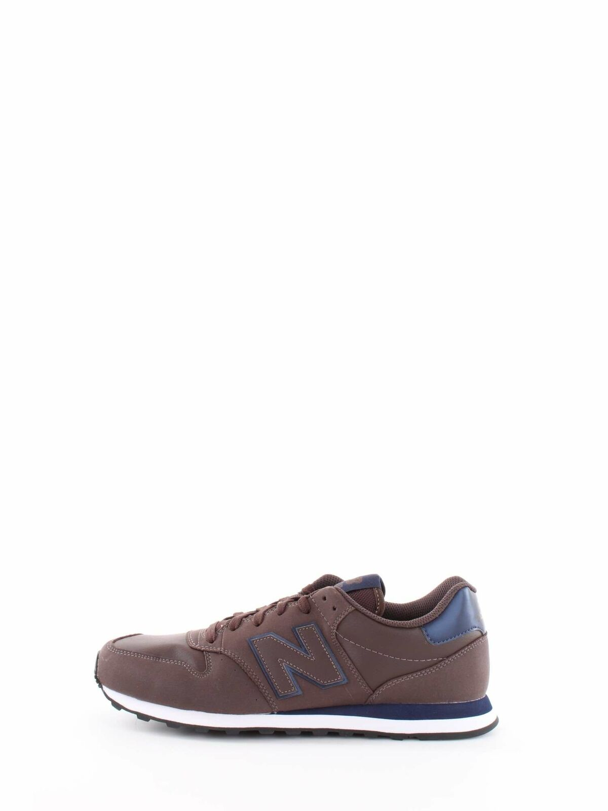 chaussures NEW BALANCE GM500DBN LIFESTYLE MEN MICROFIBER SYNTHETIC DARK marron hommes
