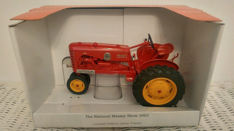 1 16 Spec Cast  Massey Harris Colt Tractor 2002 Show Hughesvile pa