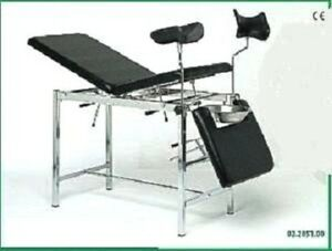 Chaise-gynecologique-gynecologiques-Gyn-StuH-L-Siege-inclinable-neuf