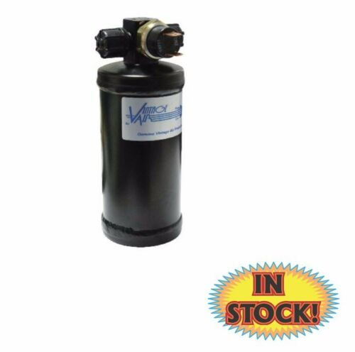Drier with Trinary Switch Vintage Air 07323-VUC Black