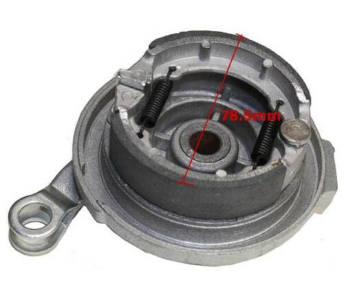 78.5mm shoes Drum Brake Hub for Coolster Dirt bike 210 213A