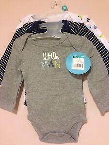 e4c6057b7a35 Circo Baby 3 Piece Bodysuit Set