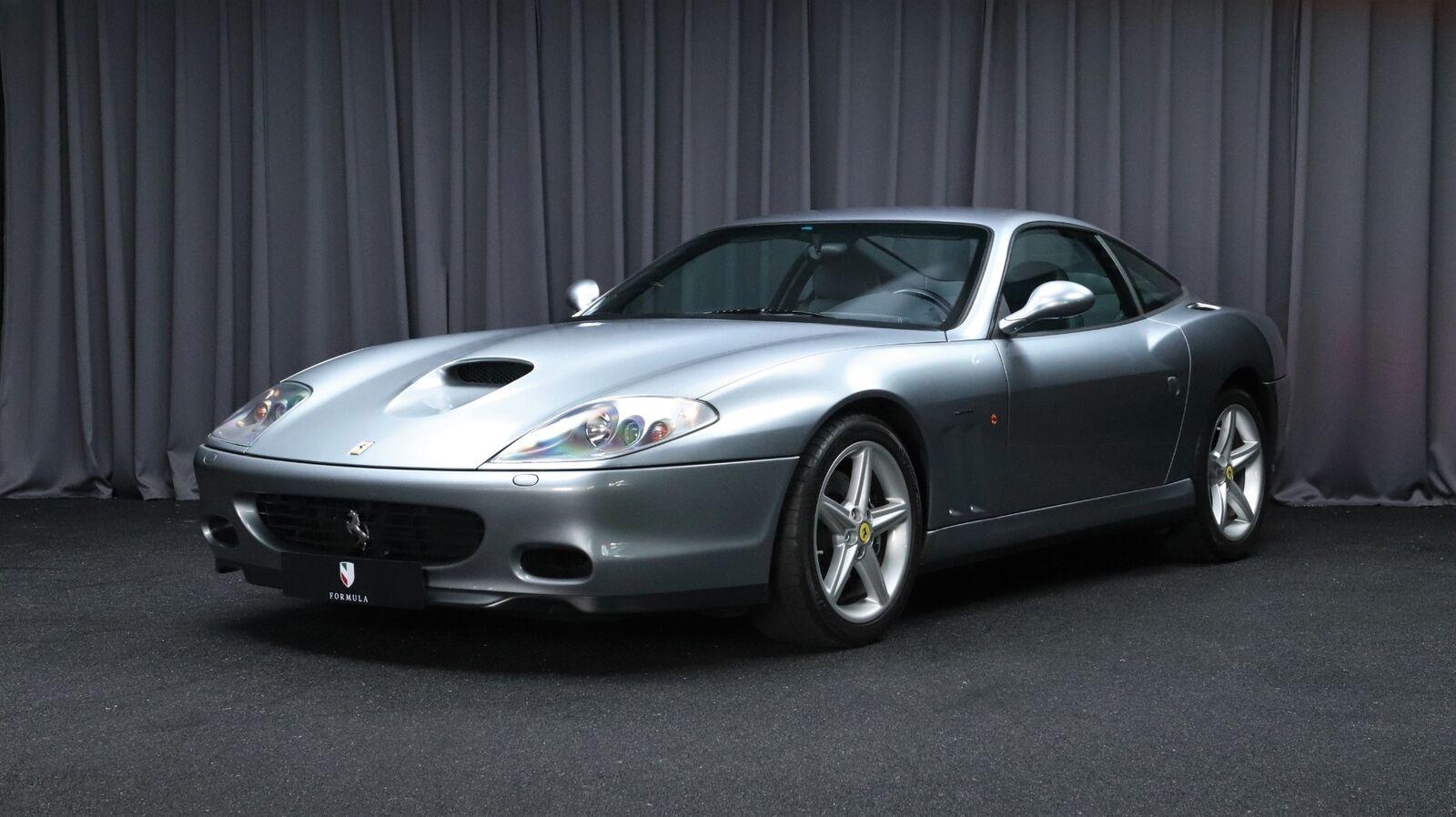 Ferrari 575M 5,7 Maranello 2d - 9.495 kr.