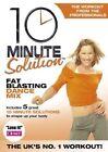 10 Minute Solution Fat Blasting Dance Mix 5060020626821 DVD Region 2