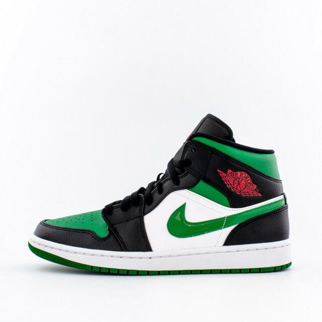 best sneakers super specials get cheap Nike Air Jordan Retro 1 Mid Pine Green Toe 554724-067 Aj1 Sz 9 for ...