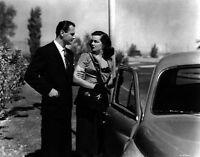 Las Vegas Story Classic Couple Portrait With A Car High Quality Photo