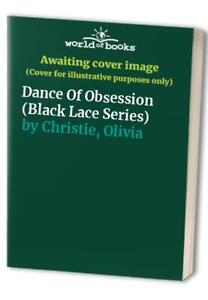 Dance-Of-Obsession-Black-Lace-Series-by-Christie-Olivia-Paperback-Book-The
