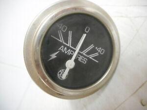Datcon Ammeter Gauge P/N 06864-72 Model 864-CU
