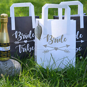 BRIDE-TRIBE-HEN-PARTY-BAGS-Black-and-White-Hen-Party-Goody-Bags-Paper-Bags