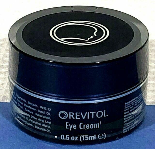 Revitol Eye Cream Anti Aging 0 5 Oz 15ml For Sale Online Ebay