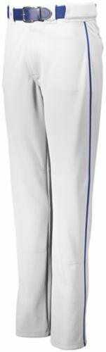 Details about  /Holloway Youth Dry-Excel 100/% Polyester Double Knit Piped Backstop Pant 221220