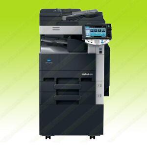 konica minolta bizhub 283 28ppm mono laser multifunction printer rh ebay com konica minolta bizhub 223 manual pdf konica minolta bizhub 283 service manual pdf