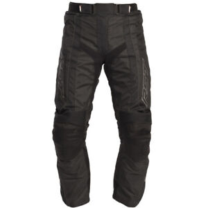 RST-1376-Blade-Sport-Textile-CE-Motorcycle-Motorbike-Pants-Trousers-Short-Black