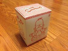 "Kidrobot x Simpsons - Gold Homer Buddha  - 3"" Figure - Rare Wondercon Exclusive"