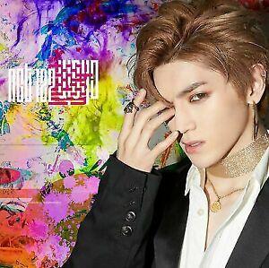 NCT 127 Japan 1st Mini Album Chain CD Photobook Card TAEYONG Ver