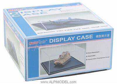 Brioso Display Case/vetrinetta 170x170xh70 Mm 1:43 Trumpeter Tr09812 Impermeabile, Resistente Agli Urti E Antimagnetico