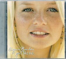 CD ALBUM 12 TITRES--EMMA BUNTON--A GIRL LIKE ME--2001