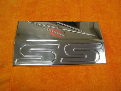 camaro chrome camaro fuse box cover ss fits 2010 2014 chevy camaro
