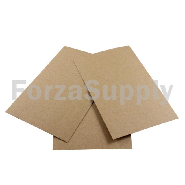 200 4 5x7 Ecoswift Brand Chipboard Cardboard Craft Scrapbook