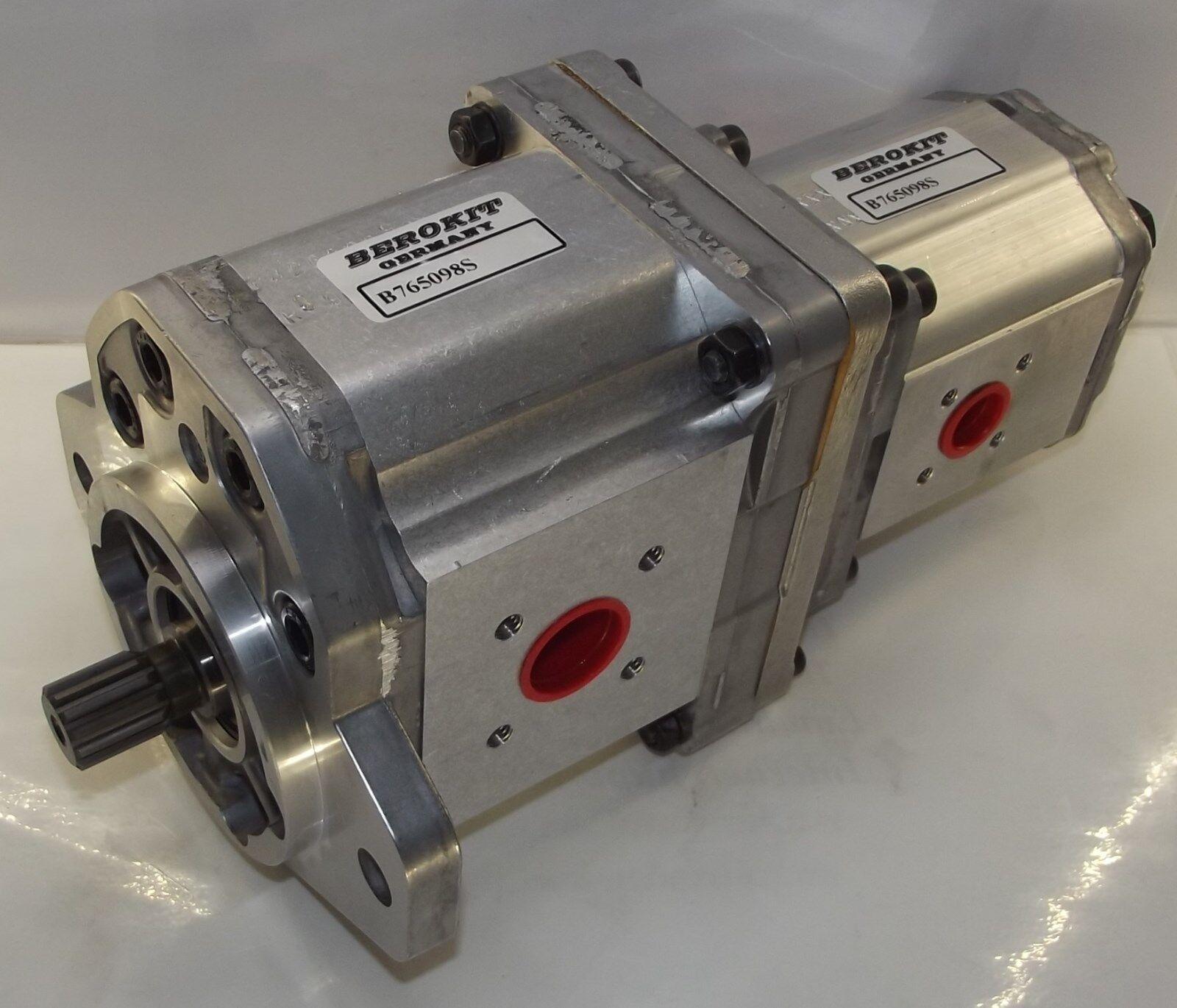Fiat Hitachi EX165W Hydraulikpumpe ersetzt Bosch 0510765098 ...