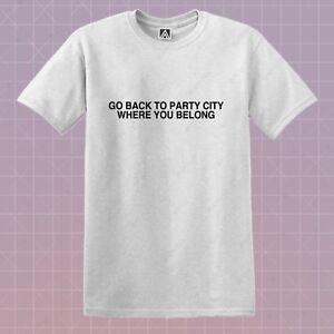 92291e500 Rupaul Party City T-shirt Phi Drag Queens GAY Tee Back Rolls LGBT ...
