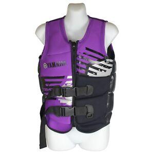 YAMAHA-LIFE-JACKET-PFD50S-Purple-Carbon-SIZE-16