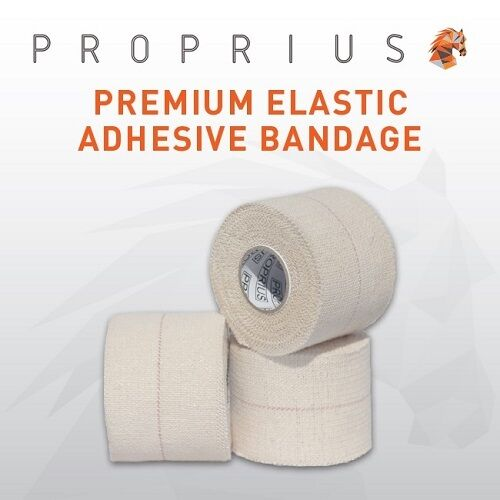 18x50mm EAB Elastic Adhesive Bandage Sports,Rugby,Shoulder,Vet Strapping Tape