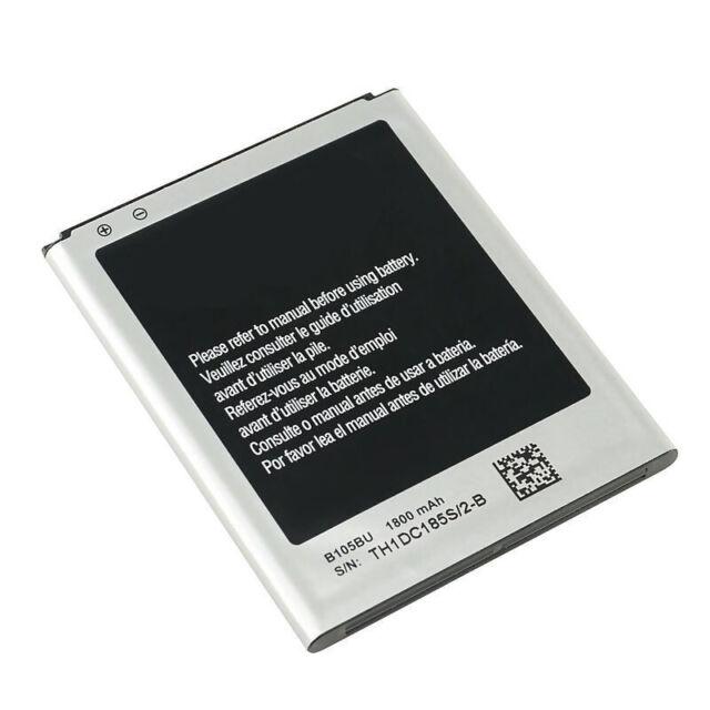 Battery Charger for Samsung B105BU Galaxy Light SGH-T399 B105BE 1800mAh Phone